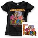 Acid Drinkers - Peep Show CD + T-shirt (damska czarna kolor)