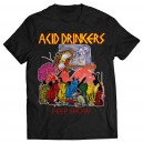 Acid Drinkers - Peep Show CD + T-shirt (czarna kolor)