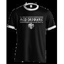 Koszulka piłkarska Acid Drinkers (czarna)