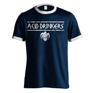Koszulka piłkarska Acid Drinkers (granat)