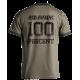 Koszulka piłkarska Acid Drinkers (khaki)