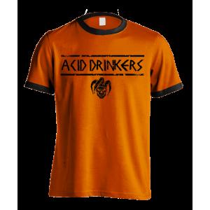 Koszulka piłkarska Acid Drinkers (pomarańczowa)