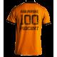 Koszulka piłkarska Acid Drinkers (szara)