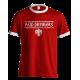 Koszulka piłkarska Acid Drinkers (czerwona)