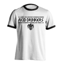 Koszulka piłkarska Acid Drinkers (biała)