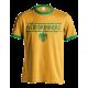Koszulka piłkarska Acid Drinkers (żółta)