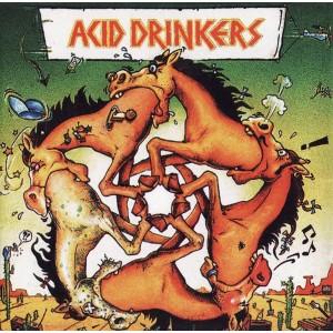 Acid Drinkers - Vile Vicious Vision (remastered + bonus tracks)