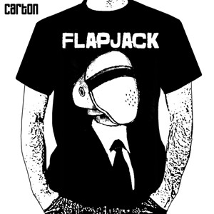 Koszulka Flapjack - Keep Your Heads Down czarna