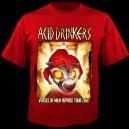 Koszulka Verses Of Milk (czerwona)