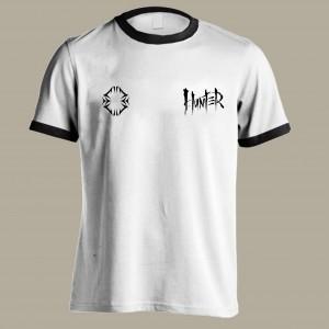 Hunter - koszulka piłkarska (biała)