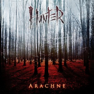 Hunter - Arachne CD + autografy / PRE-ORDER