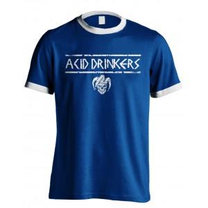 Koszulka piłkarska Acid Drinkers (niebieski)