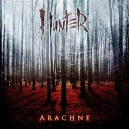 Hunter - Arachne CD + autografy