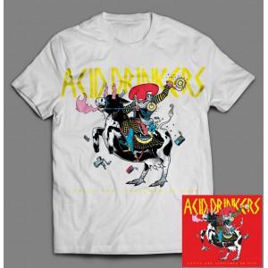 Acid Drinkers - Ladies and Gentlemen on Acid BOX 1C (CD + T-shirt biały / nadruk kolor) / PRE ORDER - oszczędzasz 5 zł