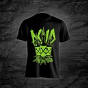Koszulka - Acid Drinkers - XXX YEARS (zielona)