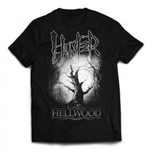 Hunter - koszulka Hellwood