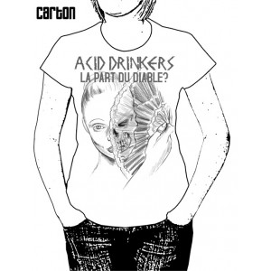 Damska koszulka Acid Drinkers - La Part Du Diable? The Choice Is Yours