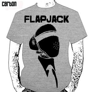 Koszulka Flapjack - Keep Your Heads Down szara