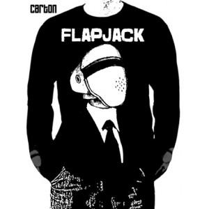 Longsleeve Flapjack - Keep Your Heads Down czarna
