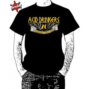 Koszulka Acid Drinkers - 20 weird years /2/