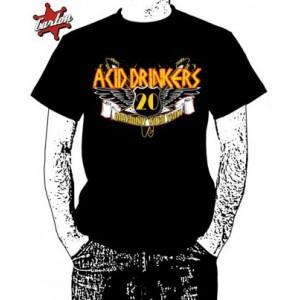 Koszulka Acid Drinkers - 20 wired years /1/