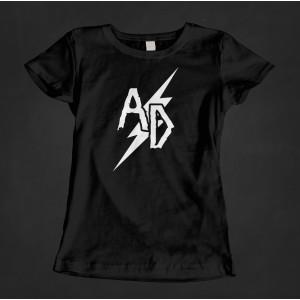 Damska koszulka Acid Drinkers (czarna)