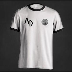 "Koszulka piłkarska Acid Drinkers ""25"" (biala)"