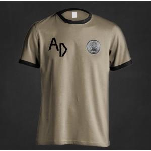 """Koszulka piłkarska Acid Drinkers """"25"""" (beżowa)"""