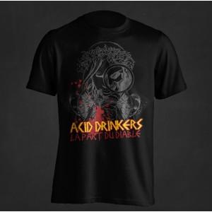 "Koszulka Acid Drinkers ""La Part Du Diable"" (czarna)"